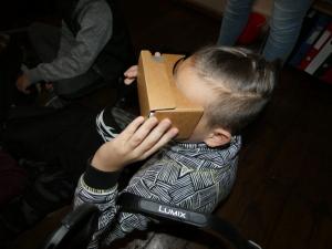 VR-prillidega ehk virtuaalreaalsusprillidega tutvumine, nende kasutama õppimine, 26.09