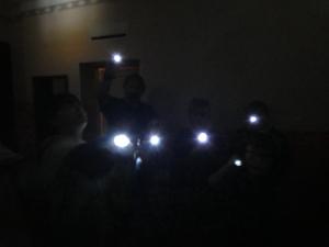 LED-taskulampi meisterdas 5. klass