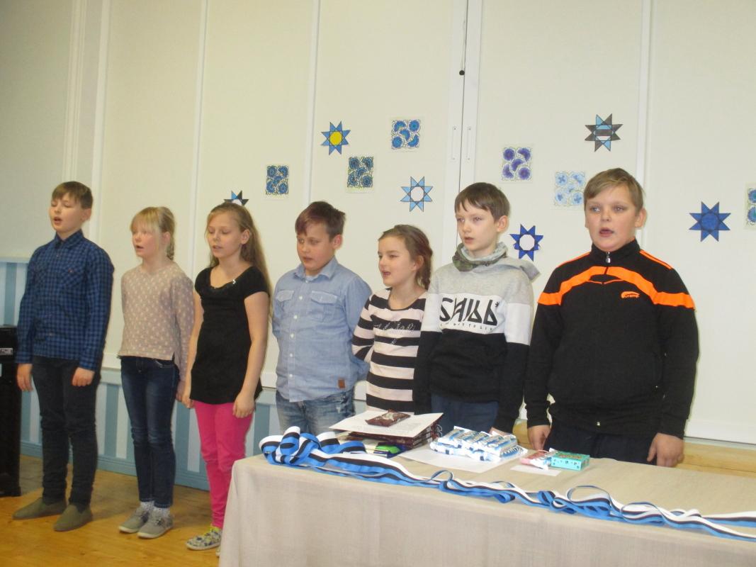 Eesti vabariigi iseseisvuspäeva aktus