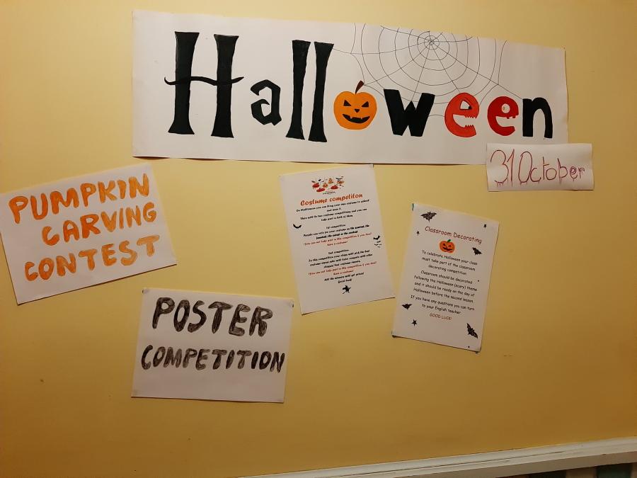 Halloween 31. oktoober 2019