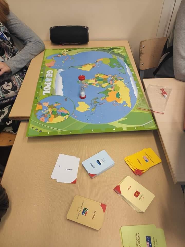 Geopolis kinkis meile lauamänge