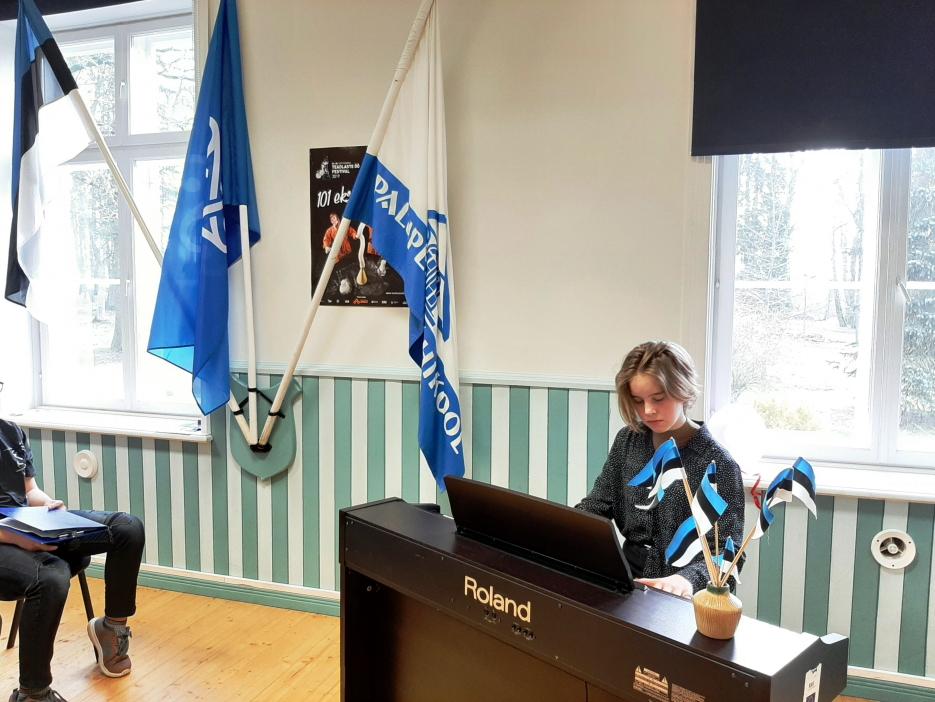 Eesti vabariigi iseseisvuspäeva aktus 21.02.2020