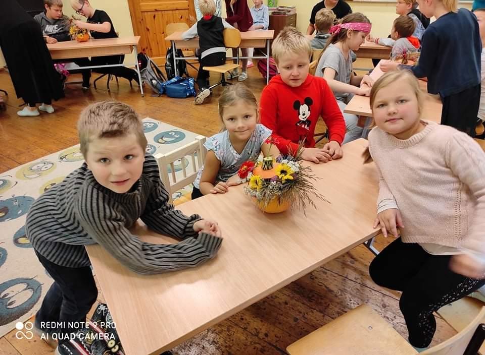 6-9.10 toimus koolis ettevõtlusnädal