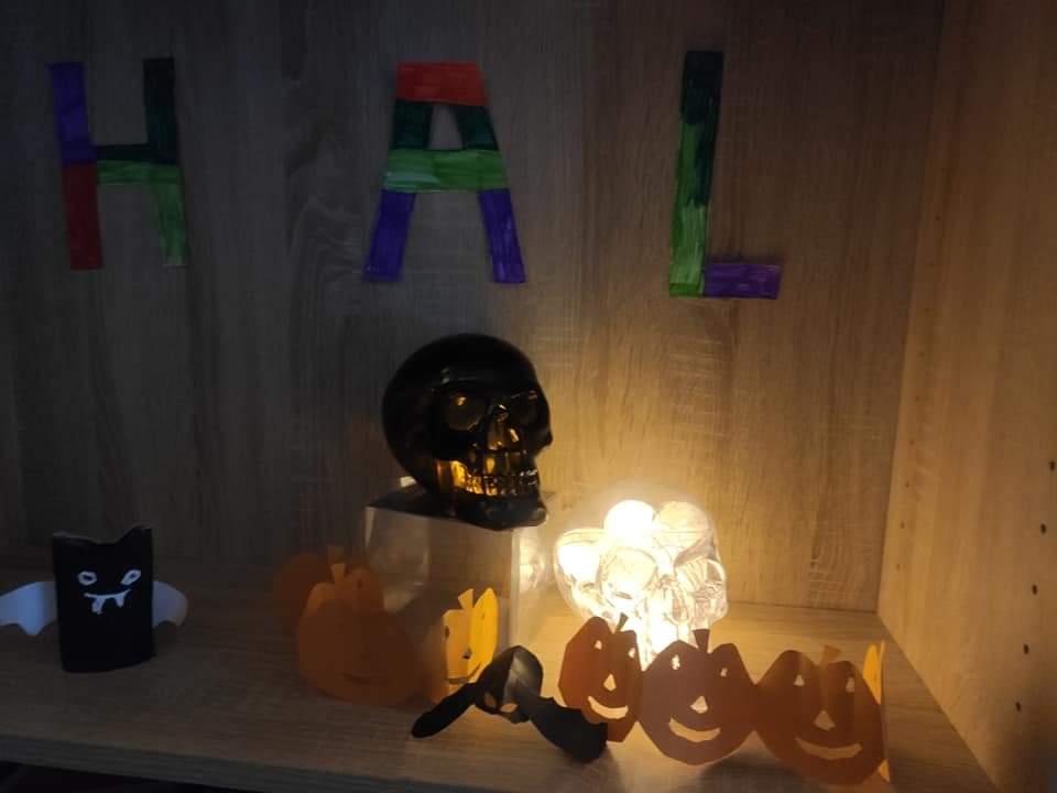 30.10 tähistasime Halloweeni