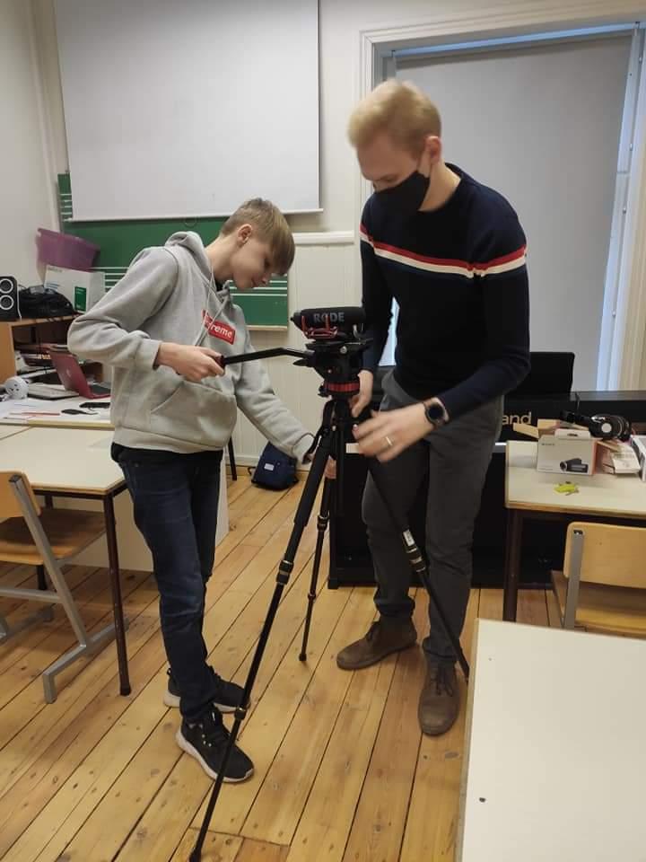 Meediaringi koolitused – Teeme filmi