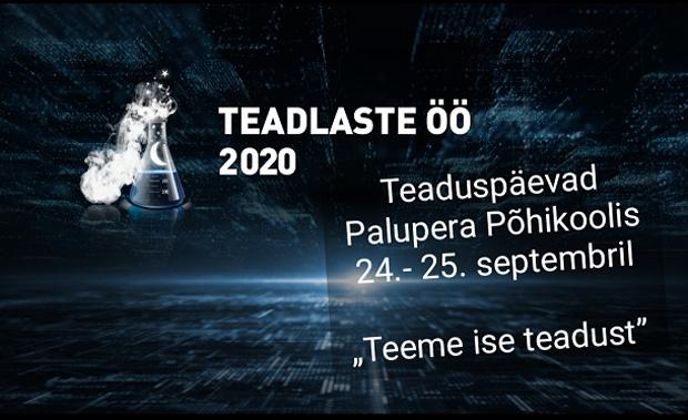Teadlaste öö 2020